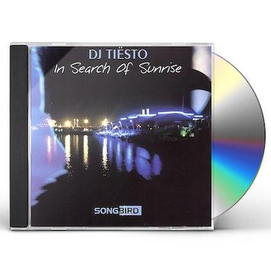Dj Tiesto SEARCH OF SUNRISE 1 CD