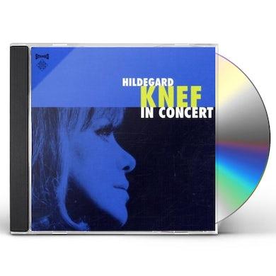 Hildegard Knef IN CONCERT CD