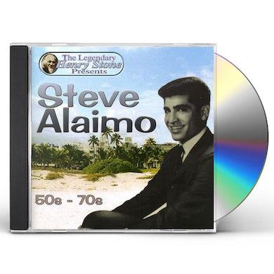 Steve Alaimo 50S-70S CD
