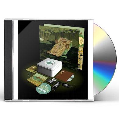 August Burns Red LEVELER (SURVIVAL BOX) CD