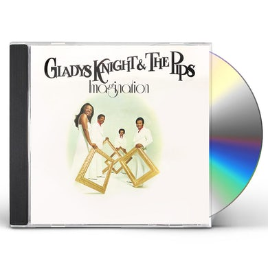 Gladys Knight & The Pips IMAGINATION CD