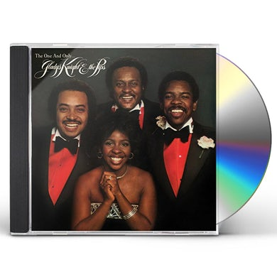 Gladys Knight & The Pips THE ONE & ONLY (EXPANDED EDITION) CD