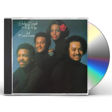 Gladys Knight & The Pips 2ND ANNIVERSARY (EXPANDED EDITION) CD