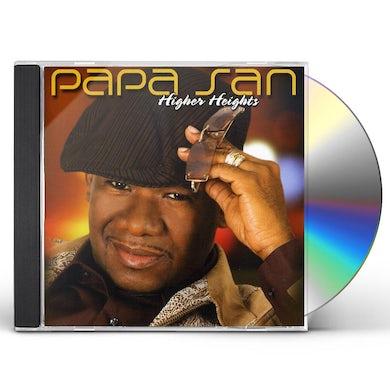 Papa San HIGHER HEIGHTS CD