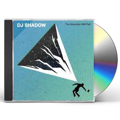 Dj Shadow MOUNTAIN WILL FALL CD