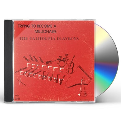 California Playboys TRYING TO BECOME A MILLIONAIRE CD