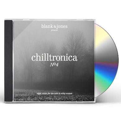 Blank & Jones CHILLTRONICA NO 4 CD