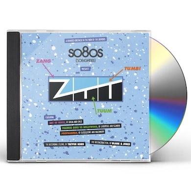 Blank & Jones SO80S (SO EIGHTIES) PRESENTS ZTT CD