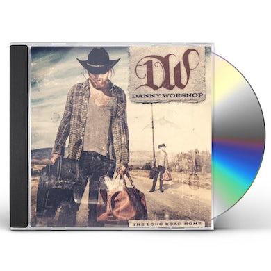 Danny Worsnop LONG ROAD HOME CD
