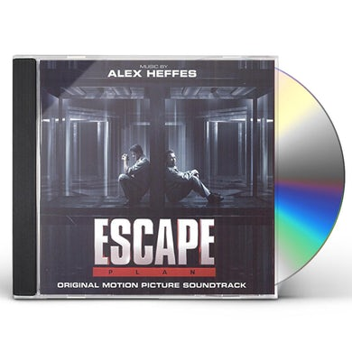 Alex Heffes ESCAPE PLAN CD