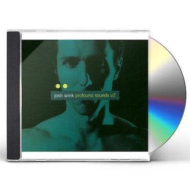 Josh Wink PROFOUND SOUNDS 2 CD