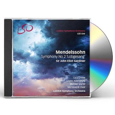 John Eliot Gardiner MENDELSSOHN: SYMPHONY NO.2 CD