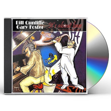 Bill Cunliffe IT'S ABOUT LOVE CD