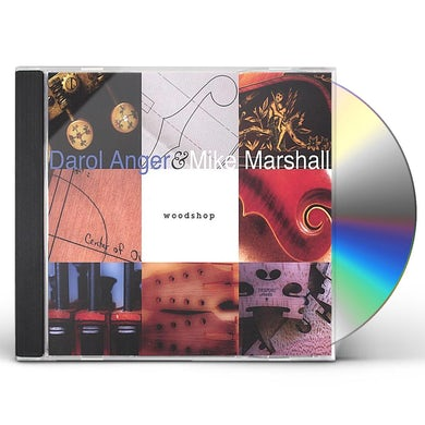 Darol Anger & Mike Marshall WOODSHOP CD