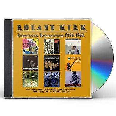 Rahsaan Roland Kirk COMPLETE RECORDINGS: 1956-1962 CD