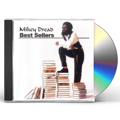 Mikey Dread BEST SELLERS CD