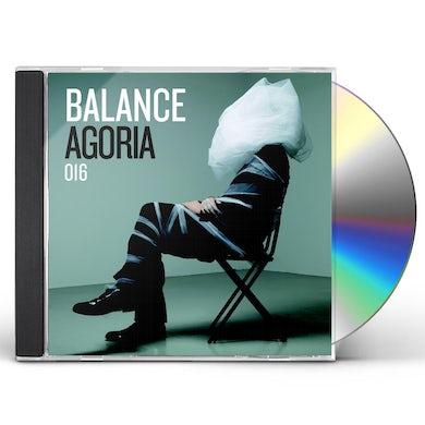 Agoria BALANCE 016 CD