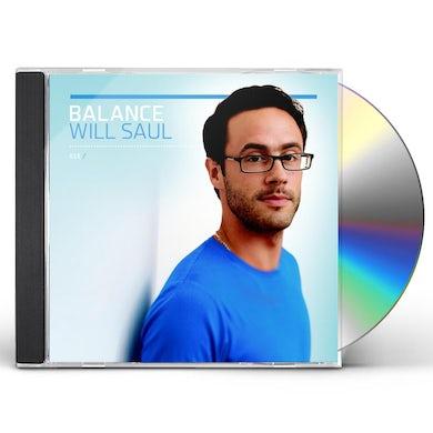 Will Saul BALANCE 015 CD