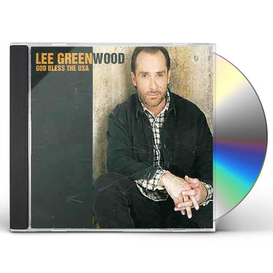 Lee Greenwood GOD BLESS AMERICA CD