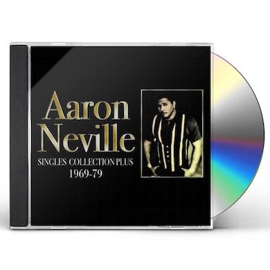 Aaron Neville SINGLES COLLECTION PLUS 1969-1977 CD