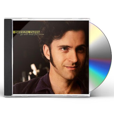 Dweezil Zappa GO WITH WHAT YOU KNOW CD