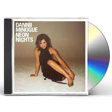 Danni Minogue NEON NIGHTS CD