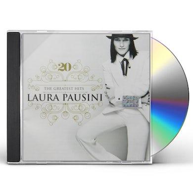 Laura Pausini 20 GRANDES EXITOS-ITALIANO CD