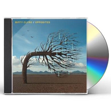 Biffy Clyro OPPOSITES CD
