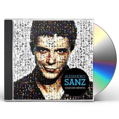 Alejandro Sanz COLECCION DEFINITIVA CD