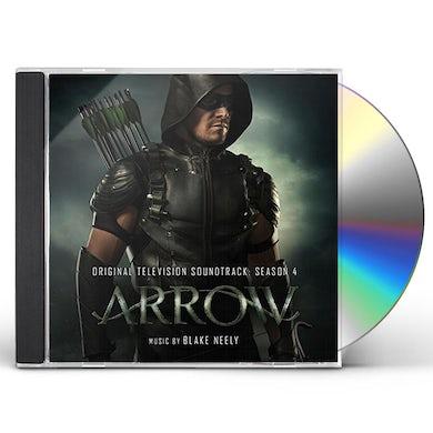 Blake Neely ARROW: SEASON 4 LTD CD