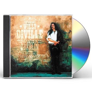 Willy Deville LIVE IN BERLIN CD