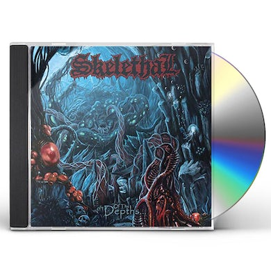 Skelethal OF THE DEPTH CD