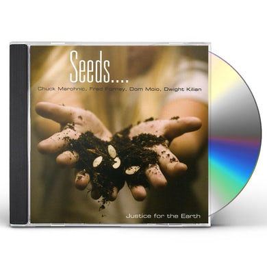 The Seeds JUSTICE FOR THE EARTH CD