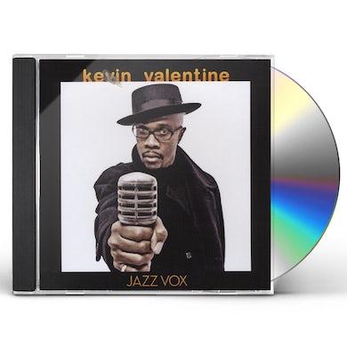 Kevin Valentine JAZZVOX CD