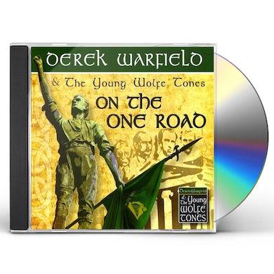 Derek Warfield ON THE ONE ROAD CD