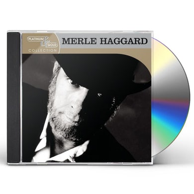 Merle Haggard PLATINUM & GOLD COLLECTION CD