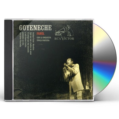 Roberto Goyeneche FAROL CD