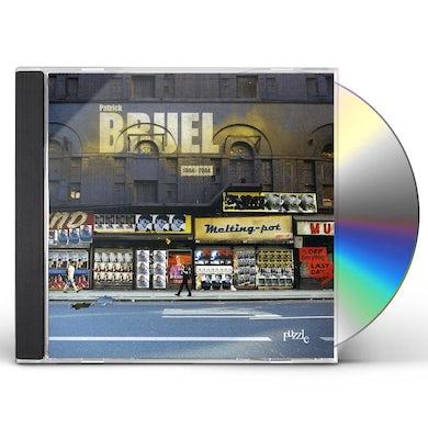 Patrick Bruel PUZZLE: BEST OF CD