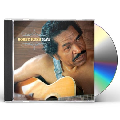 Bobby Rush RAW CD
