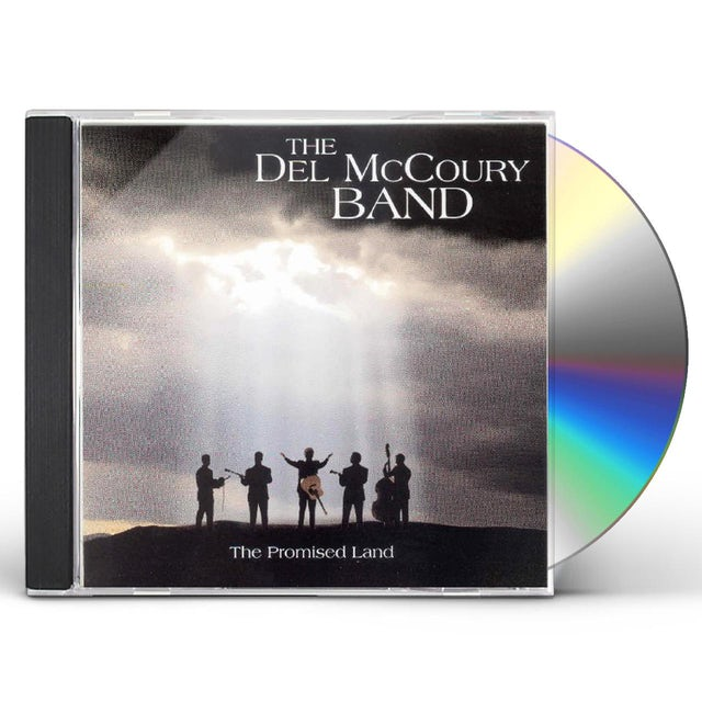 Del Mccoury PROMISED LAND CD
