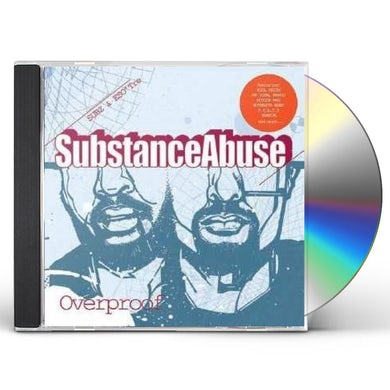 Substance Abuse OVERPROOF CD