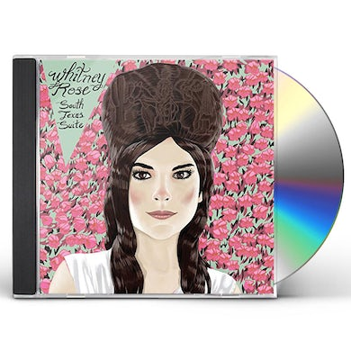 Whitney Rose SOUTH TEXAS SUITE CD