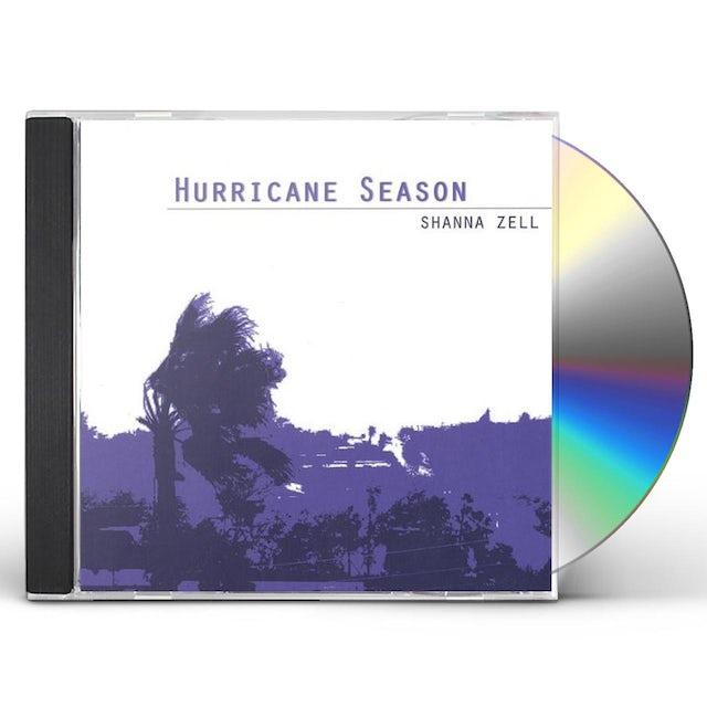 Shanna Zell HURRICANE SEASON CD