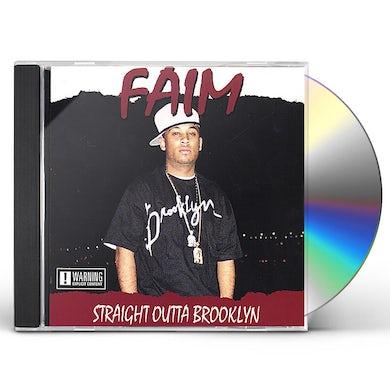 Faim STRAIGHT OUTTA BROOKLYN CD