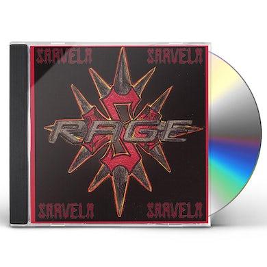 Sarvela RAGE CD