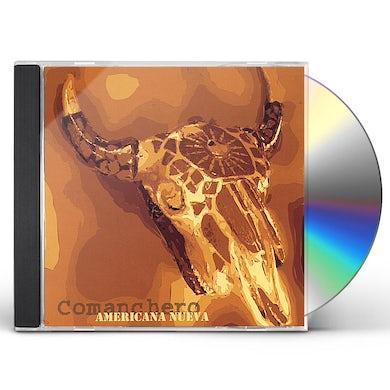 Comanchero AMERICANA NUEVA CD