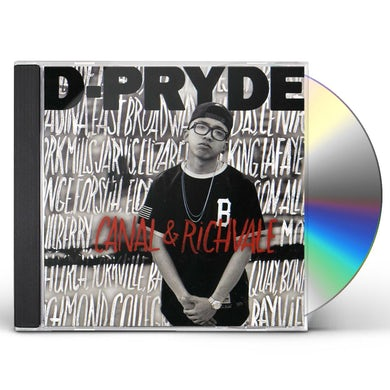 D-Pryde CANAL & RICHVALE CD