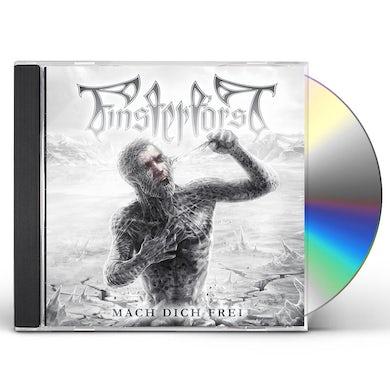 Finsterforst MACH DICH FREI CD