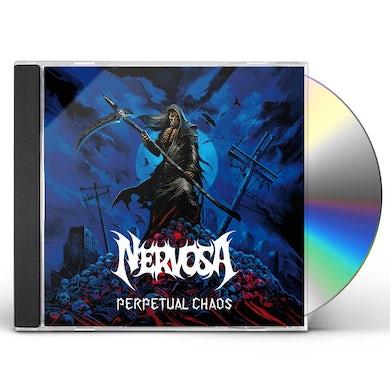 Nervosa PERPETUAL CHAOS CD