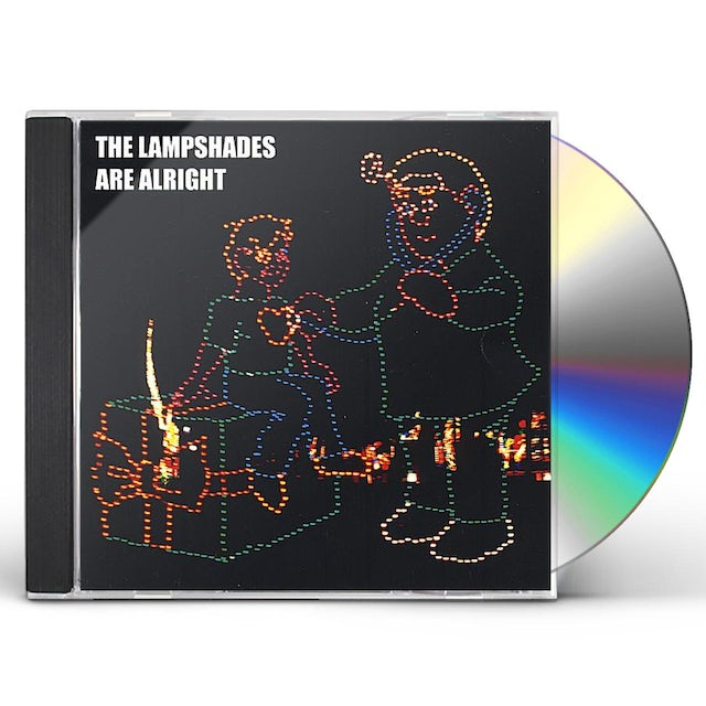 Lampshades ARE ALRIGHT CD